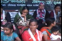 Endosulphan victims on indefinite hunger strike, demand immediate compensation
