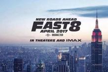 Vin Diesel releases first poster of 'Fast and Furious 8'