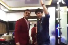Ranveer Singh and Fawad Khan's 'Malhari' Dubsmash will bring an instant smile to your face
