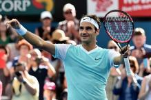 Champion Roger Federer sets up Milos Raonic in Brisbane final