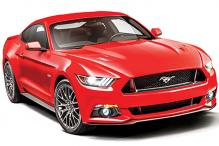 Ford Mustang to be launched in India on January 28