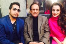 Ghulam Ali pays 'surprise' visit to Mika's concert