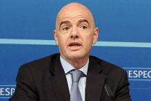 Gianni Infantino gets strong European support for FIFA presidency
