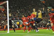 Klopp goes wild as Liverpool salvage 3-3 draw against Arsenal in EPL