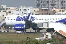 Bhubaneswar-Mumbai GoAir flight diverted to Nagpur after bomb scare