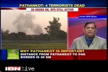 Blame game begins after Pathankot IAF terror attack