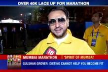 Stay fit, stay healthy, say Bollywood celebrities on Mumbai Marathon 2016