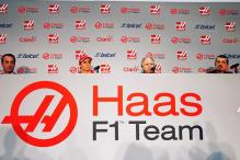 New Formula One team Haas pass car crash test
