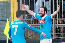 Napoli take their first winter title since 1990 championship