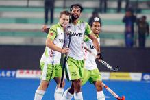 HIL: Delhi Waveriders beat Uttar Pradesh Wizards 3-1