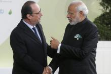 Ahead of French President Hollande's visit to India, CIA pitches in for security
