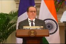 Rafale & nuclear deal on track, says Hollande