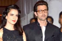 Battle of the exes: Hrithik Roshan and Kangana Ranaut send each other legal notices