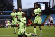 Iheanacho treble spurs Manchester City in FA Cup stroll over Aston Villa