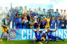 Jeje, Chhetri on target as India beat Afghanistan 2-1 to win SAFF Cup