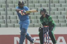 India U-19 begin World Cup campaign with Ireland win