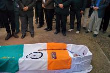 General JFR Jacob laid to rest at Delhi Jewish Cemetery