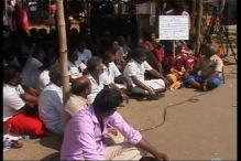 Supporters of jallikattu stage protest over SC ruling against the bull taming sport