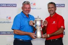 Jeev Milkha Singh keen to follow a relaxed approach during the EurAsia Cup golf