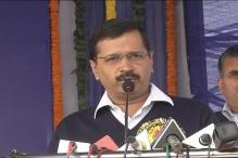 AAP demands answer from PM Modi over security breach at Kejriwal's rally
