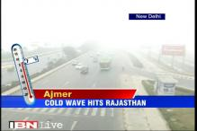 Cold wave continues to sweep North and Central India