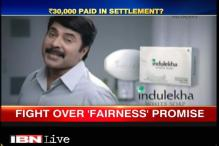 Kerala: Mammootty's soap advertisement sparks row