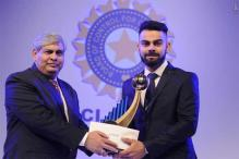 In Pics: BCCI Annual Awards Ceremony