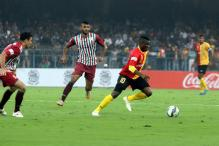 I-League: Mohun Bagan hold East Bengal to a 1-1 draw in derby