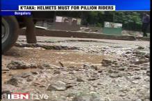 Helmet compulsory for pillion riders across Karnataka from January 12