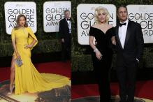 Golden Globe Awards 2016: Jennifer Lopez, Lady Gaga and other stars who dazzled in style on the red carpet