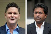 Lalit Modi drops latest suit against Chris Cairns: report