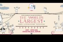 Ninth edition of the Jaipur Literature Festival begins with a row over venue change