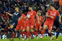 FA Cup: Liverpool held to a goalless draw by West Ham at Anfield