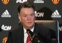 I've been sacked by 'awful' media three times, says Van Gaal