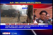 Malda incident: BJP delegation meets Rajnath, assured action by home minister