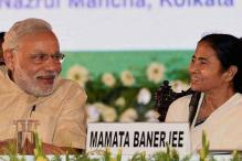 Narendra Modi gets 'very touching' New Year greetings from Mamata Banerjee