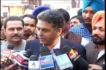 'Jobless' Manish Tewari hits back at VK Singh, says has more work than an MoS