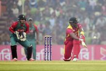 4th T20I: Zimbabwe beat Bangladesh by 18 runs to level series
