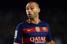 Barcelona star Javier Mascherano sentenced to jail over tax evasion charges