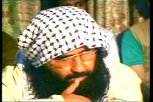 No official word on Masood Azhar's detention, India defers decision on talks