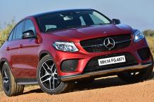 Mercedes-Benz GLE 450 AMG Coupe launched in India at Rs 86.4 lakh