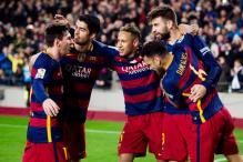 Barcelona to face Valencia in Copa del Rey semi-finals