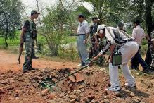 Landmine planted by Naxals five years ago recovered in Odisha
