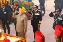 Modi sends personalised SMS greetings to 18 lakh police personnel on R-day
