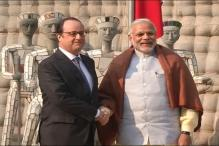 'Make in India' tops list as Indo-France signs 16 MoUs