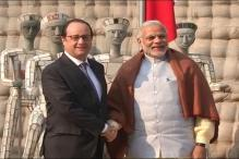 Objective of visit to consolidate strategic ties: Francois Hollande