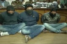 Three Pakistan linked smugglers with SIMs, pistols arrested in Mohali