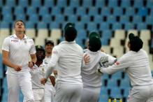 4th Test: England struggle in chase of 382 against South Africa