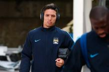 Samir Nasri wants to end career at Manchester City