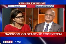Start-ups are key to growth, says Nasscom president R Chandrasekhar